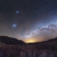 CelestialDrive-aboveHanmerSpringsontheSouthIslandofNewZealand