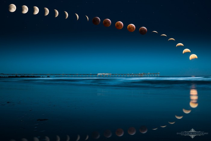 BloodMoonEclipseTimelapseComposite4415.EverythingshotfromthesamespotatDogBeachinSanDiego.jpg