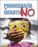 PORNOGRAFIA INFANTIL, NO